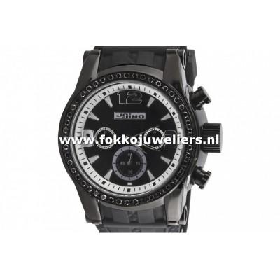Jojino joe rodeo black diamond watch