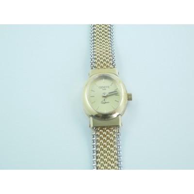 Gouden herenhorloge