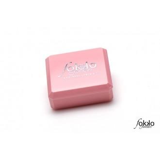 Sieradendoosje roze voor baby's