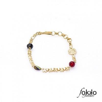 Gouden allakondre armband