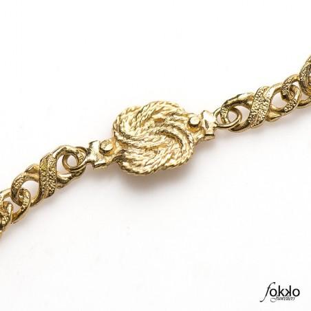 Gouden Surinaamse sieraden | Surinaamse gouden ketting