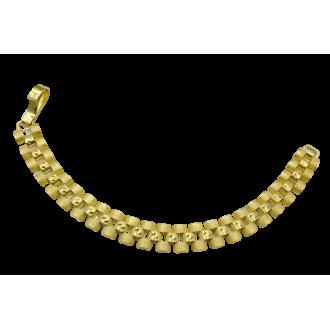 Rolex armband   Gouden Rolex armband