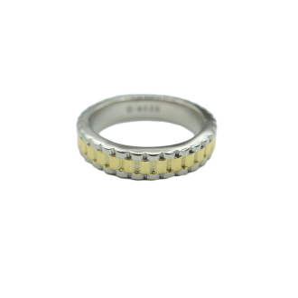 Rolex ring bi color