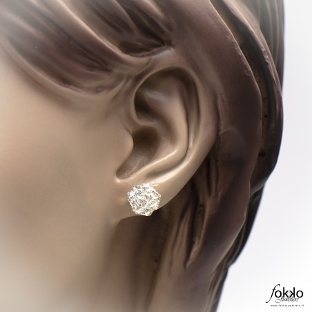 Piet piet oorbellen | Surinaamse sieraden | Surinaamse juwelier