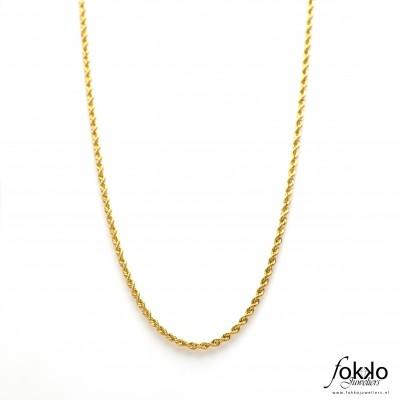 Gouden Surinaamse ketting | Surinaams goud