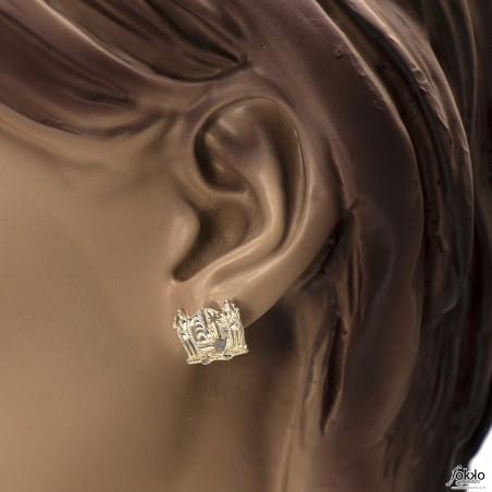 Surinaamse oorbellen | Surinaamse juwelier | Suriname