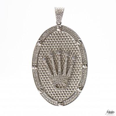 Rolex hanger | Rolex sieraden | Rolex kroon