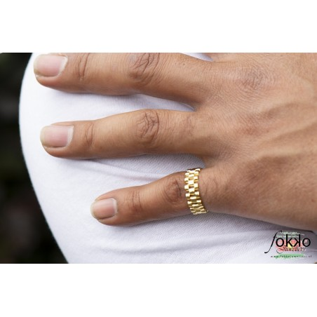 Rolex ring | Rolex schakel ring | Rolex jewelry