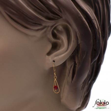 Surinaams goud   Surinaamse oorbellen kopen   Surinaamse gouden sieraden