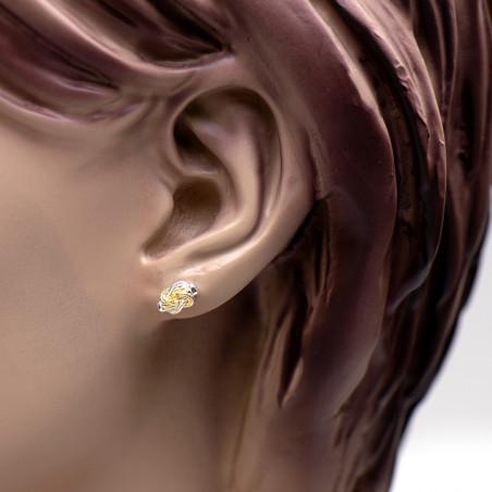 Mattenklopper oorbellen | Mattenklopper sieraden | Surinaamse sieraden