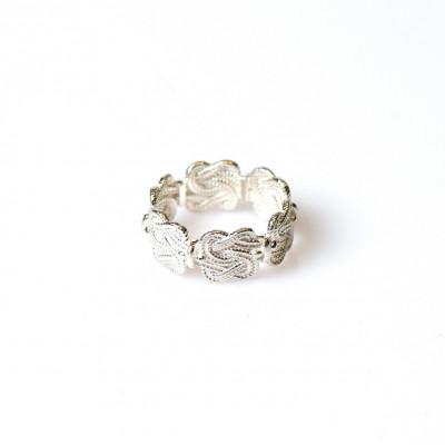 Mattenklopper ring | Surinaamse ring | Surinaamse sieraden