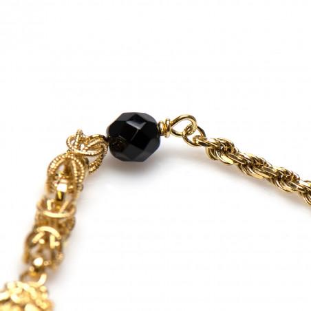 Surinaamse gouden ala kondre armband | Surinaams goud