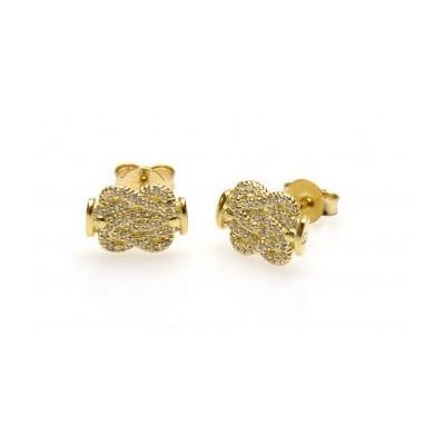 Mattenklopper oorbellen | Surinaamse juwelier | Surinaamse sieraden