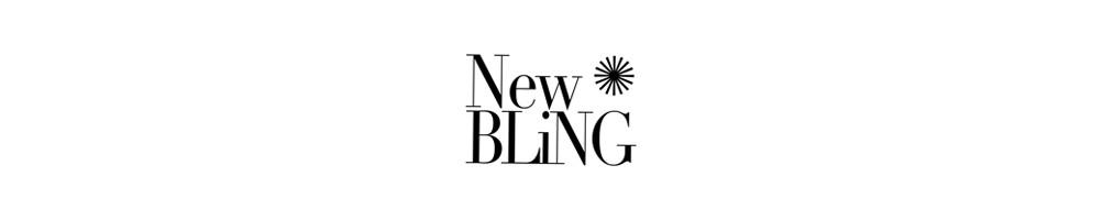 New Bling Zilveren Sieraden